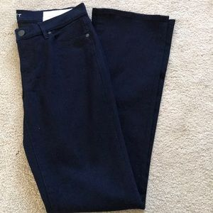 Loft Denim Boot Cut size 6